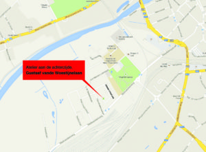 Vind fietsenmaker Lievens bike repair op de kaart