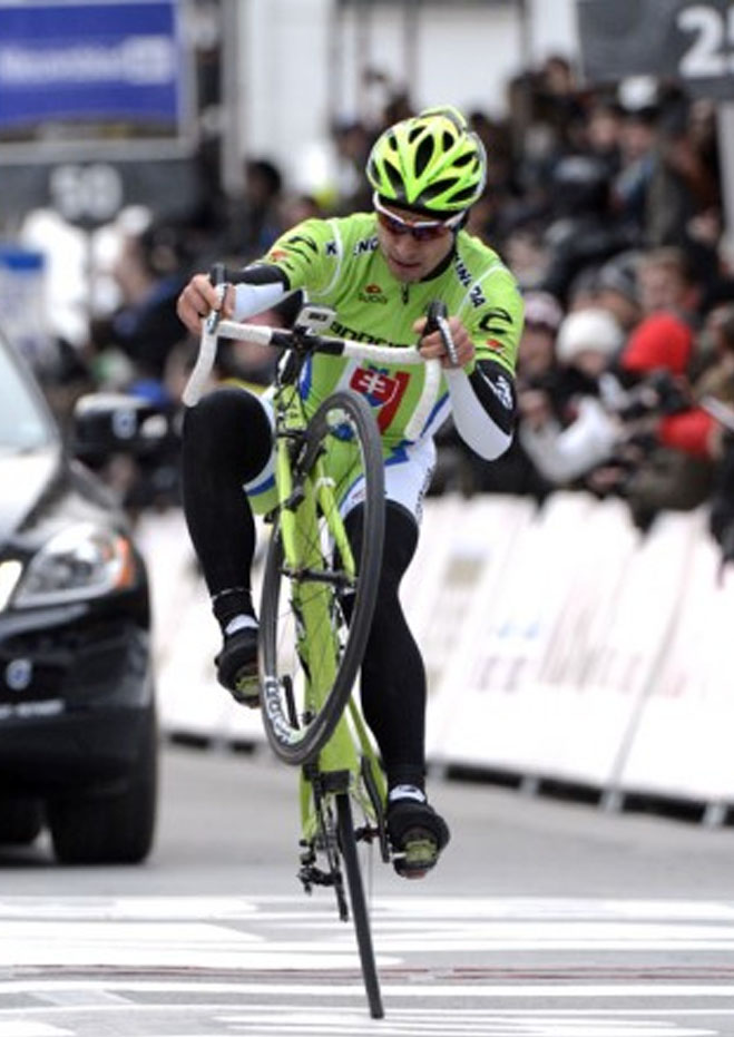 Peter Sagan Speedplay pedalen